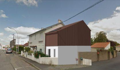 extension maison vertou insertion projet